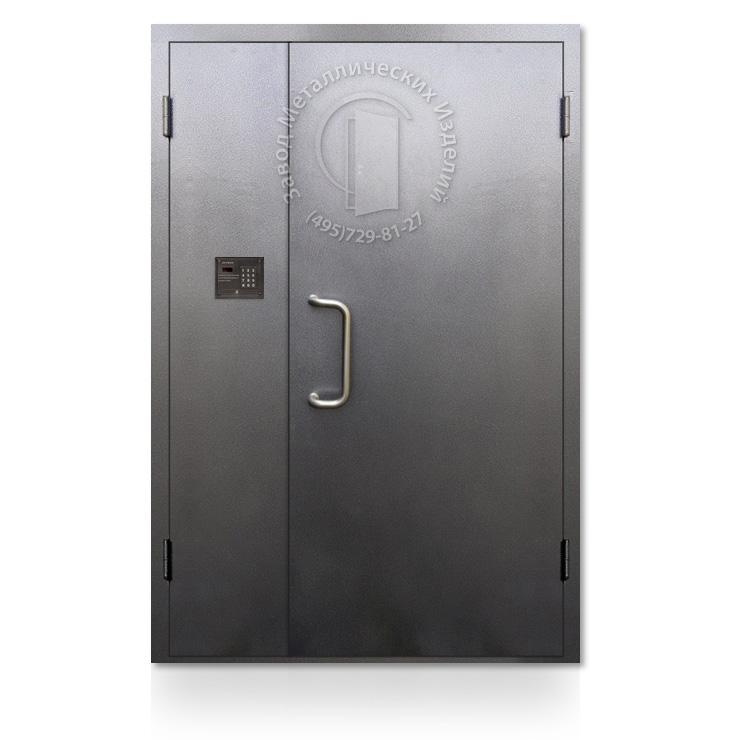 Входная подъездная дверь № 1-3 (артикул ДП-103): цены, купить двери в компании «Завод Металлических Изделий» в Москве