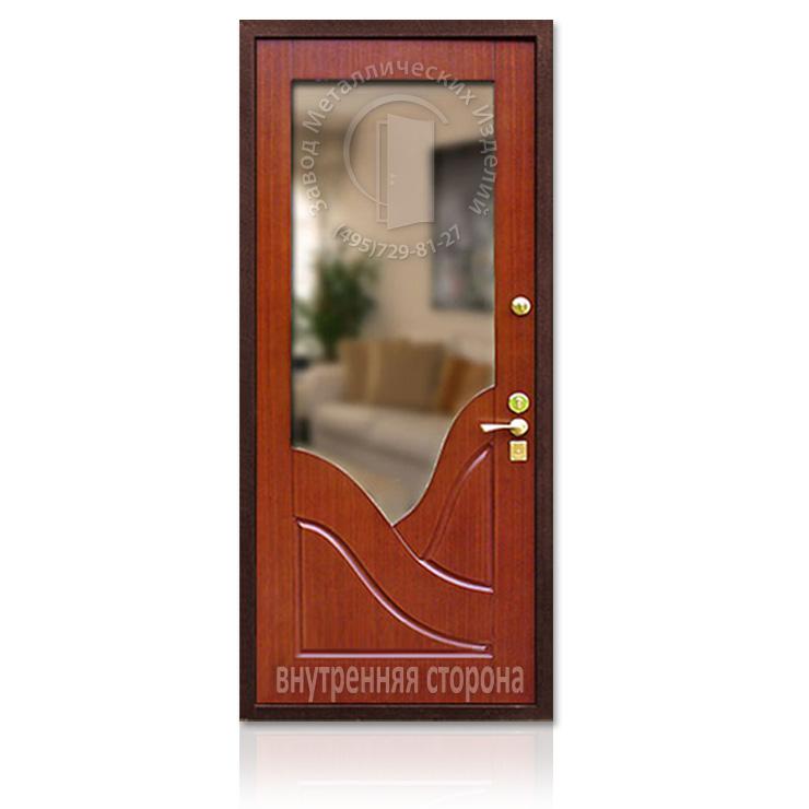 дверь с зеркалом купить спб